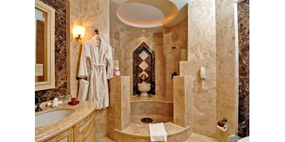 Раковины и ванны из камная и мрамора