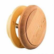Клапан вентиляционный Maestro Wood кедр канадский d=100