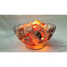 Лампа из гимал. соли Огненные камни