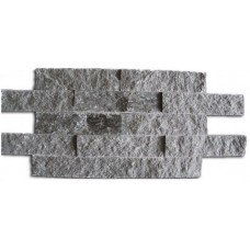 Плитка талькохлорит 'Рваный камень'темн 150х40х20