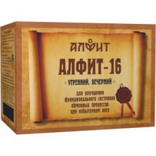 Сбор 'Алфит-16' для снижения веса