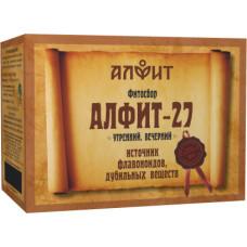 Сбор 'Алфит-27' для профилактики атеросклероза