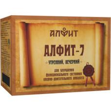 Сбор 'Алфит-7' для профилактики остеохондроза и заболеваний суставов