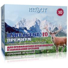 Сбор 'Панталфит-10' для профилактики остеохондроза