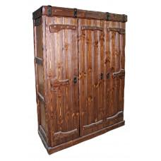 Шкаф платяной Добрыня с тремя створками1500х600хh2000