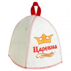 Шапка банная детская 'Царевна/Царевич'
