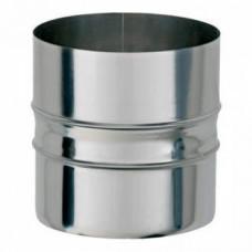 Переходник ф 120х115, 1,0 мм нержавейка