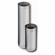 Труба d 130, 1,0 м, 1,0 мм нержавейка