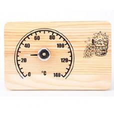 Банная станция открытая термометр прямоугольная СБО-2т