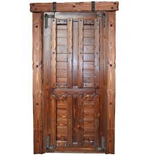 Дверь межкомнатная Добряк 3 (полотно) 2000