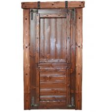 Дверь межкомнатная Добряк 2 (полотно) 2000