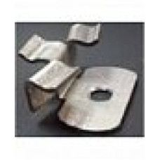 Для ДПК Кляймер металлический  для алюмин.лаги 35*25*14