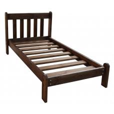 Кровать 'Русич 3' 1600х2000, беленый дуб