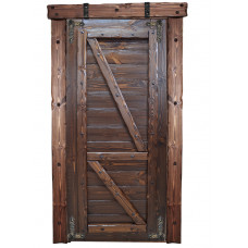 Дверь межкомнатная Русич 4 (полотно) 2000