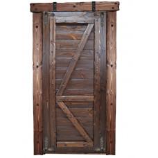 Дверь межкомнатная Русич 5 (полотно) 600х2000