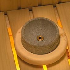 Деревянная подставка под чашу HARVIA 'Hidden Heater' ZHH-221