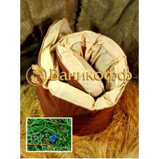 Матрас из лугового сена с можевельником 2000х800мм