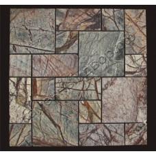 Мозаика мрамор «Forest Brown» состаренная