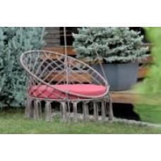 Подвесное кресло качели ARUBA (подушка в комплекте, без каркаса)