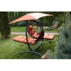 Двойное подвесное кресло качели LUNA-CONSEPT