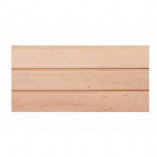 Вагонка Ольха, сорт А, 15х90(80) мм, софтлайн, 1.8, 2.1, 2.4, 3 м