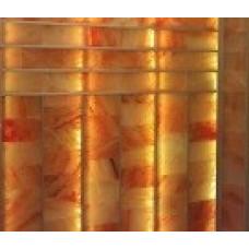 Соляная стена скрытый монтаж плитка 10х20х1,5 см
