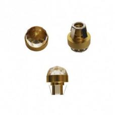 Хрустальный светильник Cariitti CR-20 Led, золото