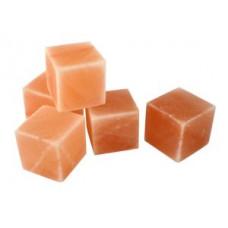 Куб из гималайск соли 100х100х100 мм
