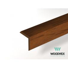 Для ДПК Уголок внешний для доски WV Expert Colorite шовн. 40х40х4000