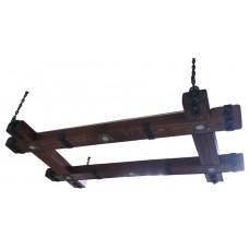 Люстра прямоугольная (4 светильника) 1200х800