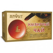 Чай имбирный 'Алфит'