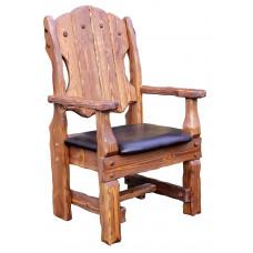 Кресло Добряк (кожа/ткань) 710х620хh1170