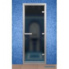 ALDO Дверь стекл.  для хамама Сатин