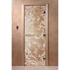 DW Дверь стекл 1900х800  8мм