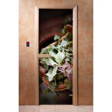 DW Дверь стекл 2000х700  8мм с Фотопечатью
