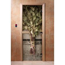 DW Дверь стекл 2100х800  8мм с Фотопечатью