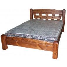 Кровать Добряк,  беленый дуб
