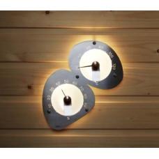 Светильник оптоволоконный Cariitti Термометр- гигрометр