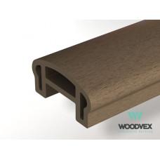 ДПК Перила верхние  WV Select 100х50х3000 мм, цвета в ассортименте