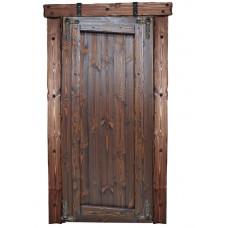 Дверь межкомнатная Медведь 1 (полотно) 2000