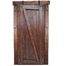 Дверь межкомнатная Медведь 2 (полотно) 2000