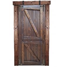 Дверь межкомнатная Медведь 4 (полотно) 2000