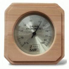 SAWO Гигрометр 220Н стрелочный квадратный