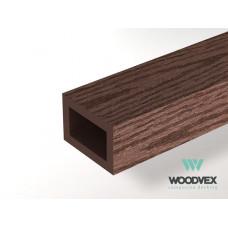 ДПК Перила нижние  WV Select Colorite 3D 100х50х3000 мм