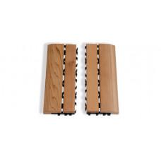 SAWO Коврик деревянный на пол 280х15мм,боковой 595-SID