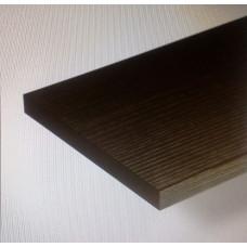ДПК Доска заборная полнотелая WV Select 130х10 венге