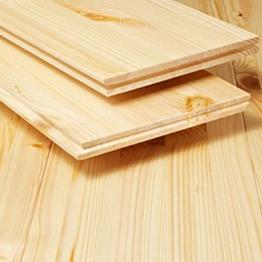 Покраска деревянного погонажа в цехе